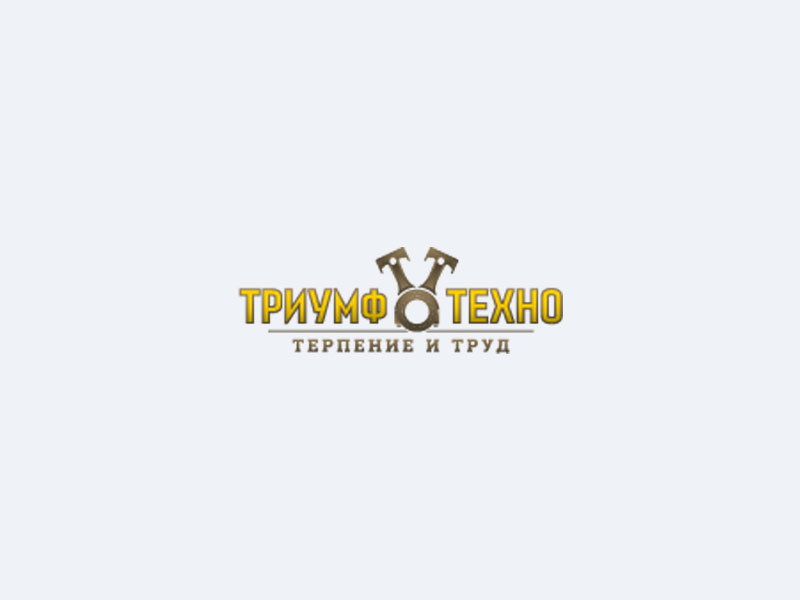 Сайт каталог для Триумф Техно